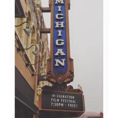 M-agination Films Festival 2014 Marquee